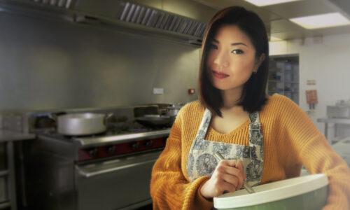 Rebecca Yeo as CHLOE CHAN
